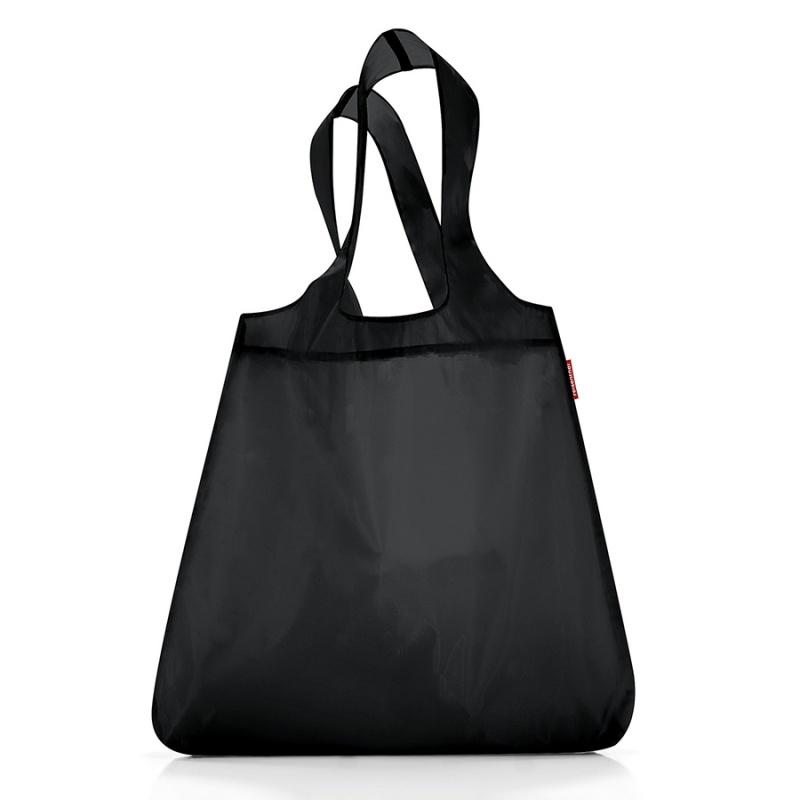 Сумка складная Reisenthel mini maxi shopper black