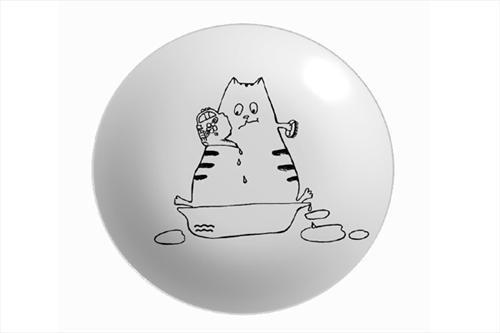 Тарелка Знак зодиака Водолей 250 ммТарелка Водолей от МАТЕО - это посуда с авторским декором. Такая необычная посуда может быть оригинальным украшением стола, отличным вариантом для сервировки и просто потрясающим подарком.<br>