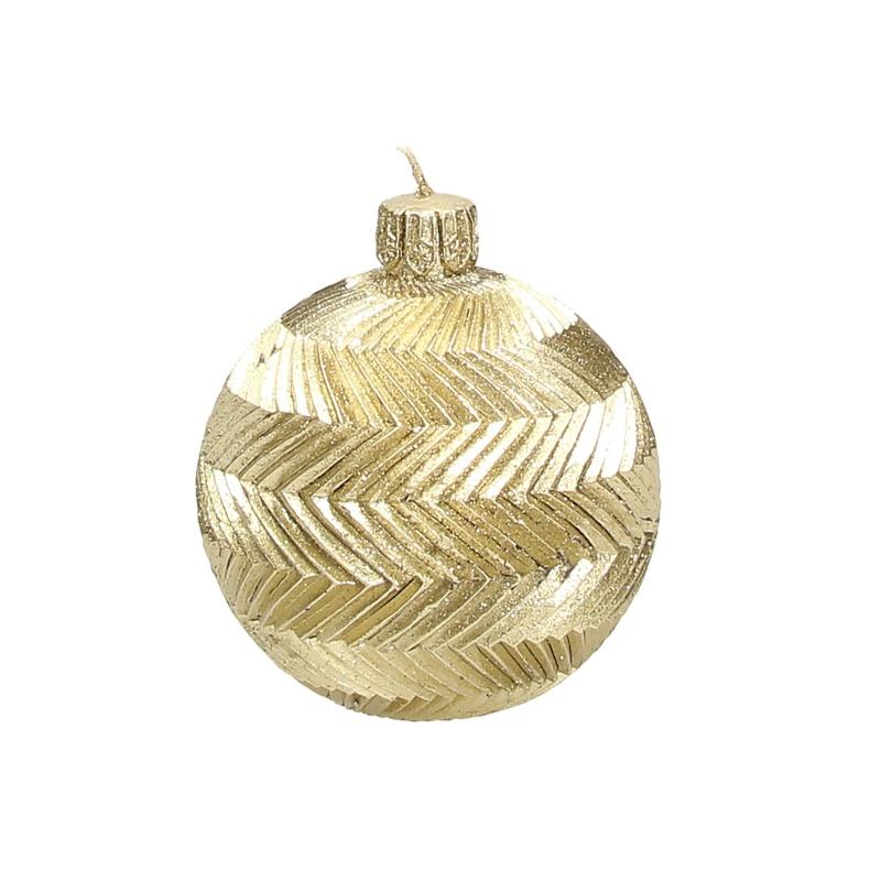 Свеча ароматизированная Lux Aurea 9 см