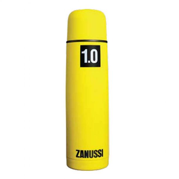 Термос 1 л Zanussi желтый