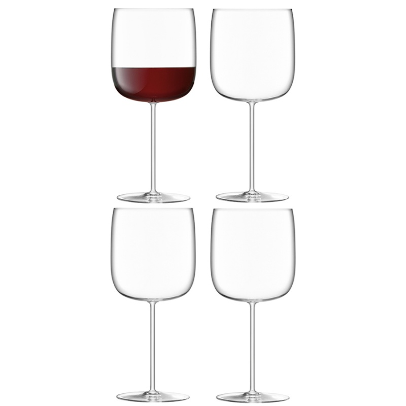 Набор бокалов для вина 4 шт. 660 мл LSA International Borough