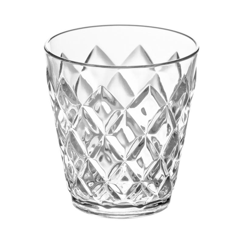 Стакан Crystal 200 мл прозрачный