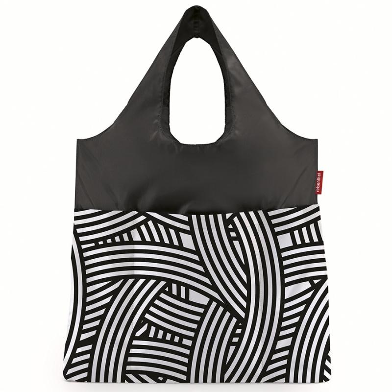 Сумка складная Reisenthel Mini maxi Shopper plus zebra