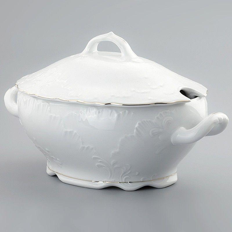 Чашка бульонная с крышкой 0,3 л Rococo
