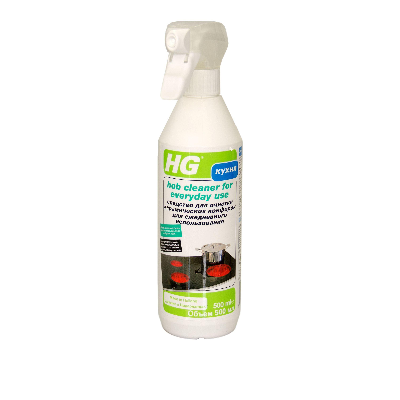 Средство для очистки керамических конфорок ежедневного использованияЧистящее средство для керамических плит и конфорок легко удаляет жир и пригорелые пятна. Подходит для ежедневного использования.<br>
