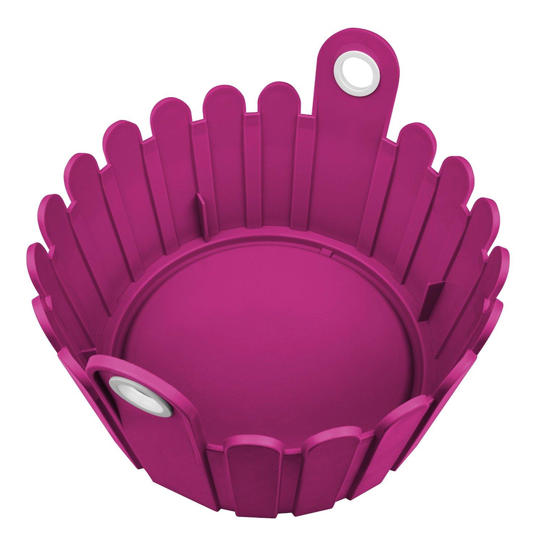 Кашпо LANDHAUS 26см, розовоеEmsa производит красивую и качественную посуду и аксессуары для дома и дачи, создает каждый предмет продуманно и с особой любовью. Данное кашпо стильное, прекрасно выполняет свою функцию. Цвет - Розовый<br>