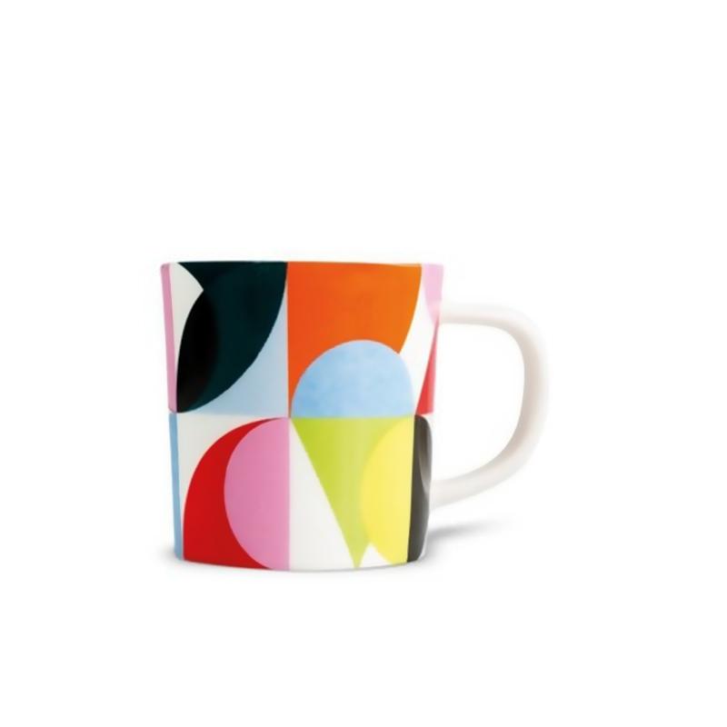 Чашка для эспрессо с блюдцем Remember Solena