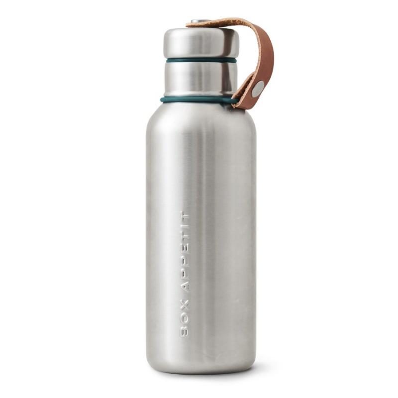 Фляга Black+Blum Water Bottle 500 мл бирюзовая.