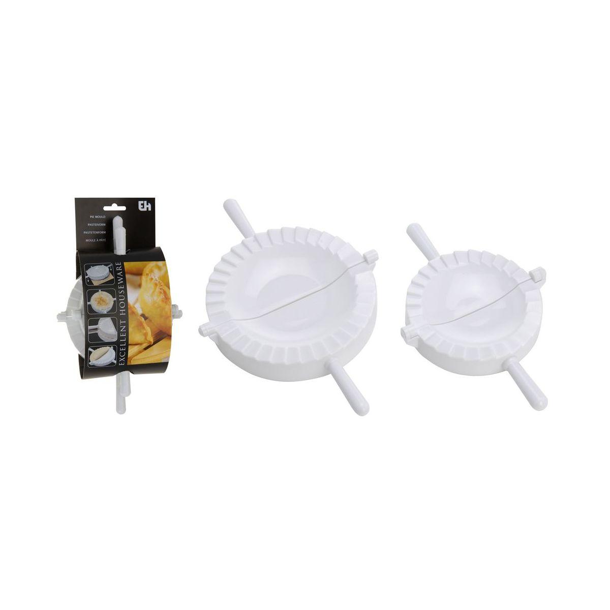 Набор форм д/пирожков/пельменей/вареников 2 штформа для формирования пирожков/пельменей/вареников, наб.2 шт<br>