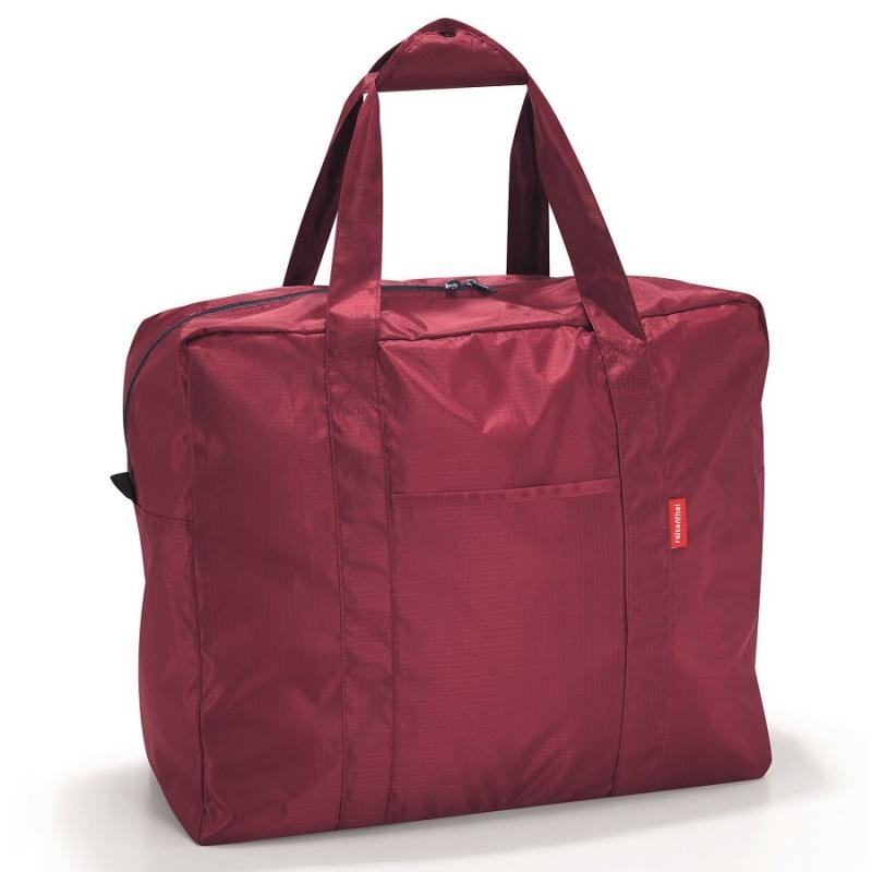 Сумка складная Reisenthel Mini maxi touringbag dark ruby