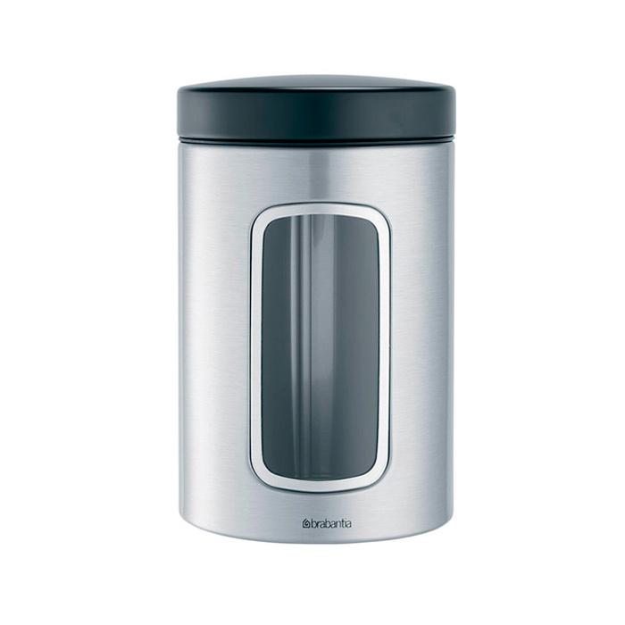 Контейнер для сыпучих продуктов с окном Brabantia 1,4 л