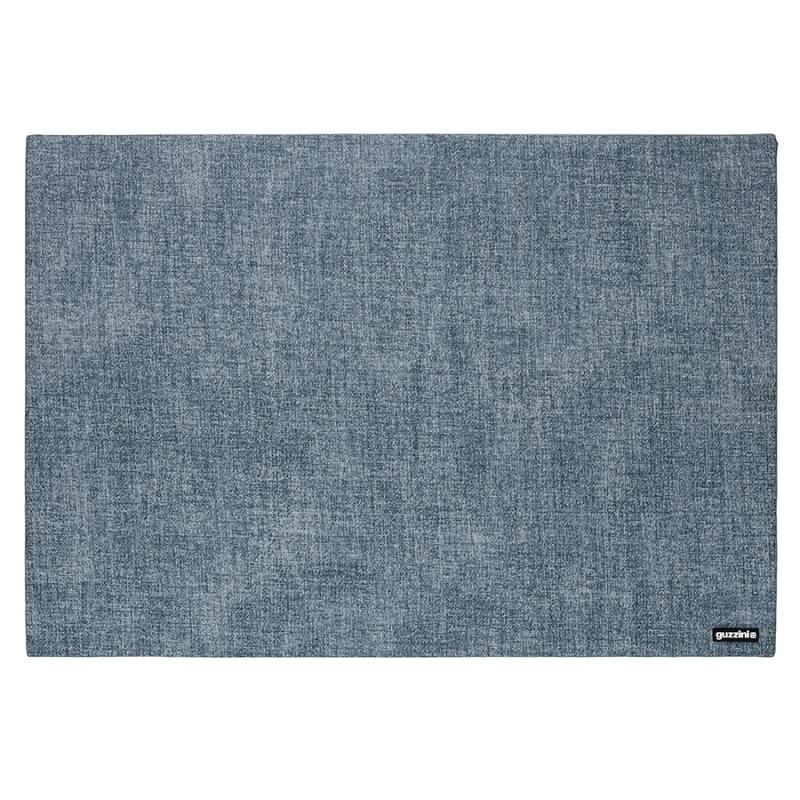 Коврик сервировочный Guzzini Tiffany двусторонний синий