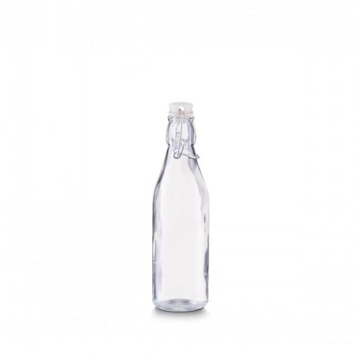 Емкость для масла и уксуса с застежкой 250 мл.Емкость для масла и уксуса сделана из стекла, она герметичная, благодаря чему масло или уксус не выветриваются.<br>