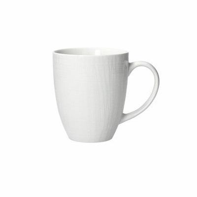Кружка 350 мл VICTORIA белаяКружка VICTORIA - это образец изысканной формы и элегантного декора. Стиль и высокое качество качество - отличительные черты продукции Tognana.<br>