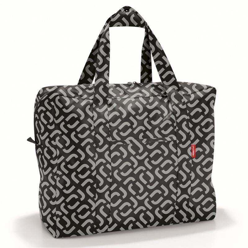 Сумка складная Reisenthel Mini maxi touringbag signature black