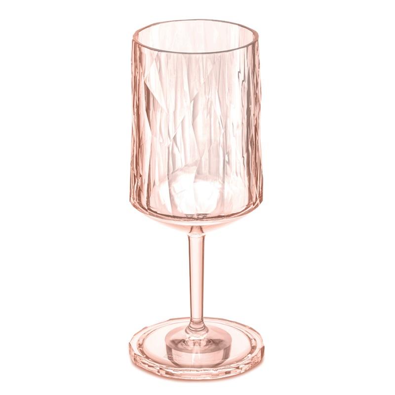 Бокал для вина 350 мл Superglas Club розовый