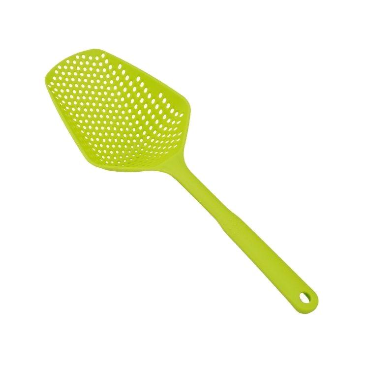 Ложка-шумовка Bradex зеленая