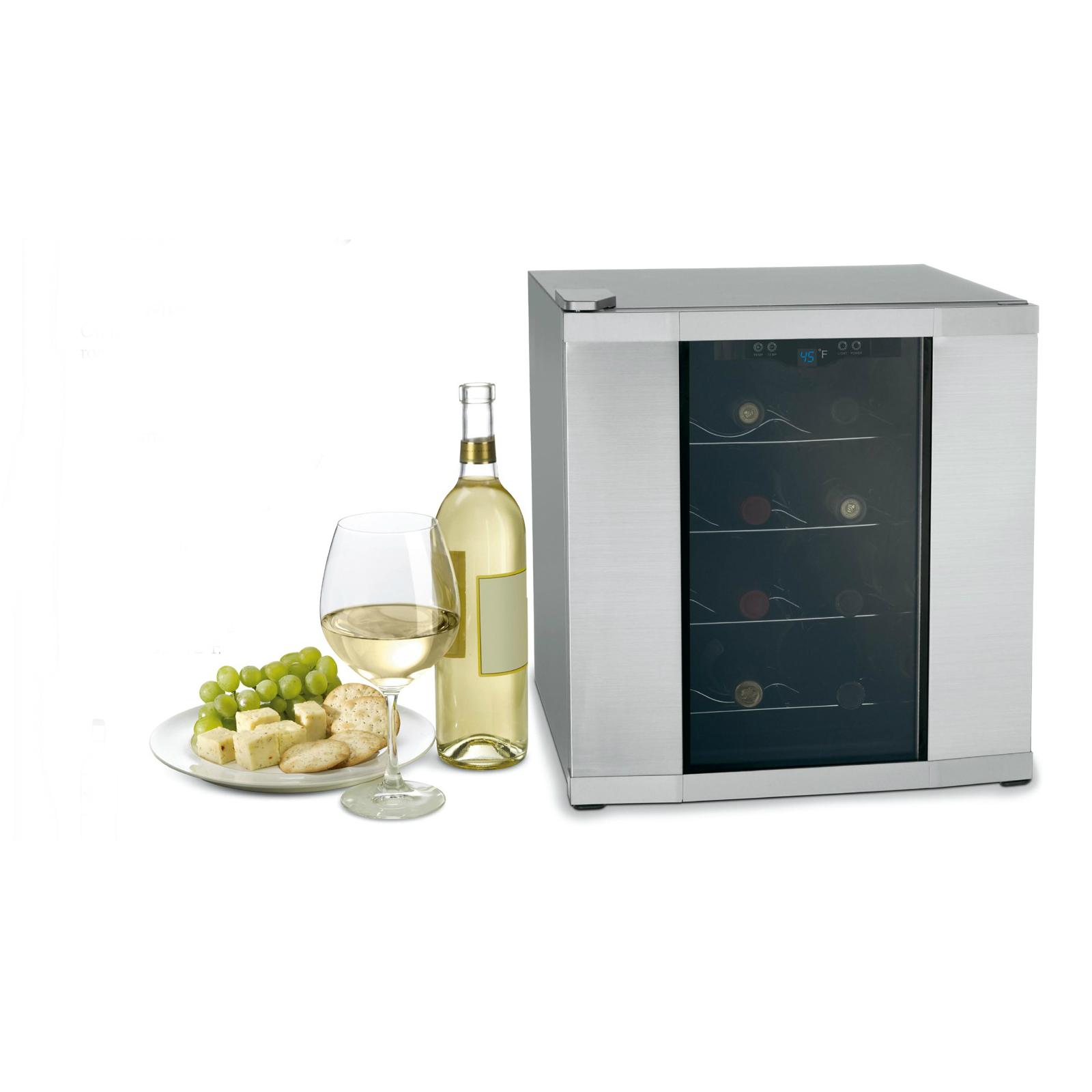 Шкаф винный металлический