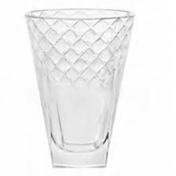 Стакан для напитков CAMPIELLO 480 млБлагодаря своему необычному рисунку, любой напиток в этом стакане будет выглядить еще более привлекательным и вкусным. Прочное стекло позволяет постоянно использовать их, не боясь за то, что он может с легкостью выскользнуть из рук и разбиться. Стаканы отлично украсят любую вашу вечеринку.<br>