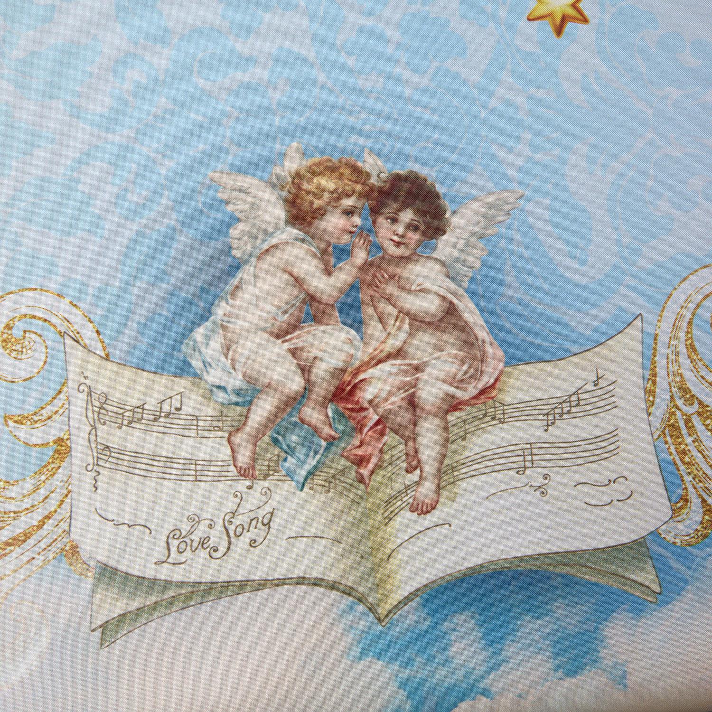 Скатерть Angels Габардин 150x220<br>