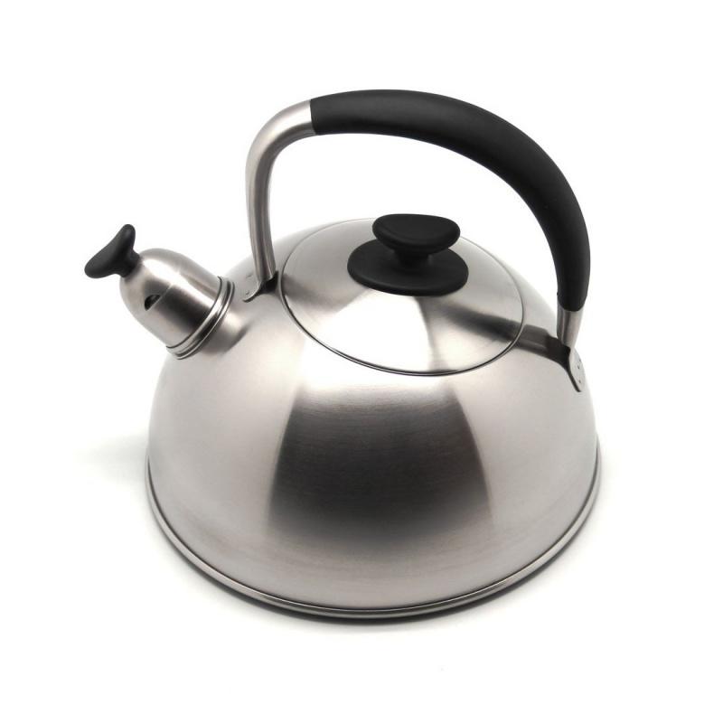 """Чайник со свистком 2 л Silampos """",Оксфорд"""", матовый"""