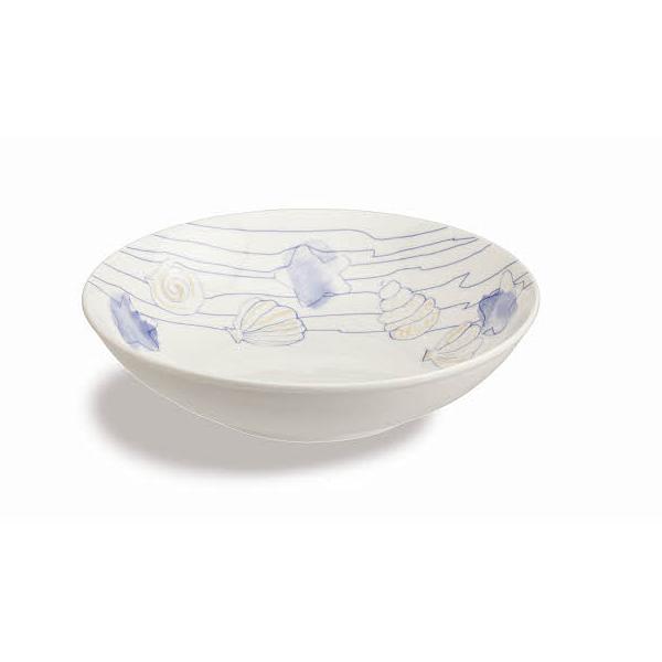 Набор тарелок суповых  3 шт PERLA CONCHIGL d20 смНабор тарелок позволит вам красиво и стильно сервировать праздничный и повседневный стол. Представленная модель изготавливается из качественного фарфора. Этот материал надежно защищен от случайных повреждений в виде царапин и потертостей. Вы можете быть уверены, что изделия надолго сохранят свой первоначальный вид и даже после длительного использования будут выглядеть как новые. Простой и стильный дизайн станет органичным дополнением к сервировке стола.<br>