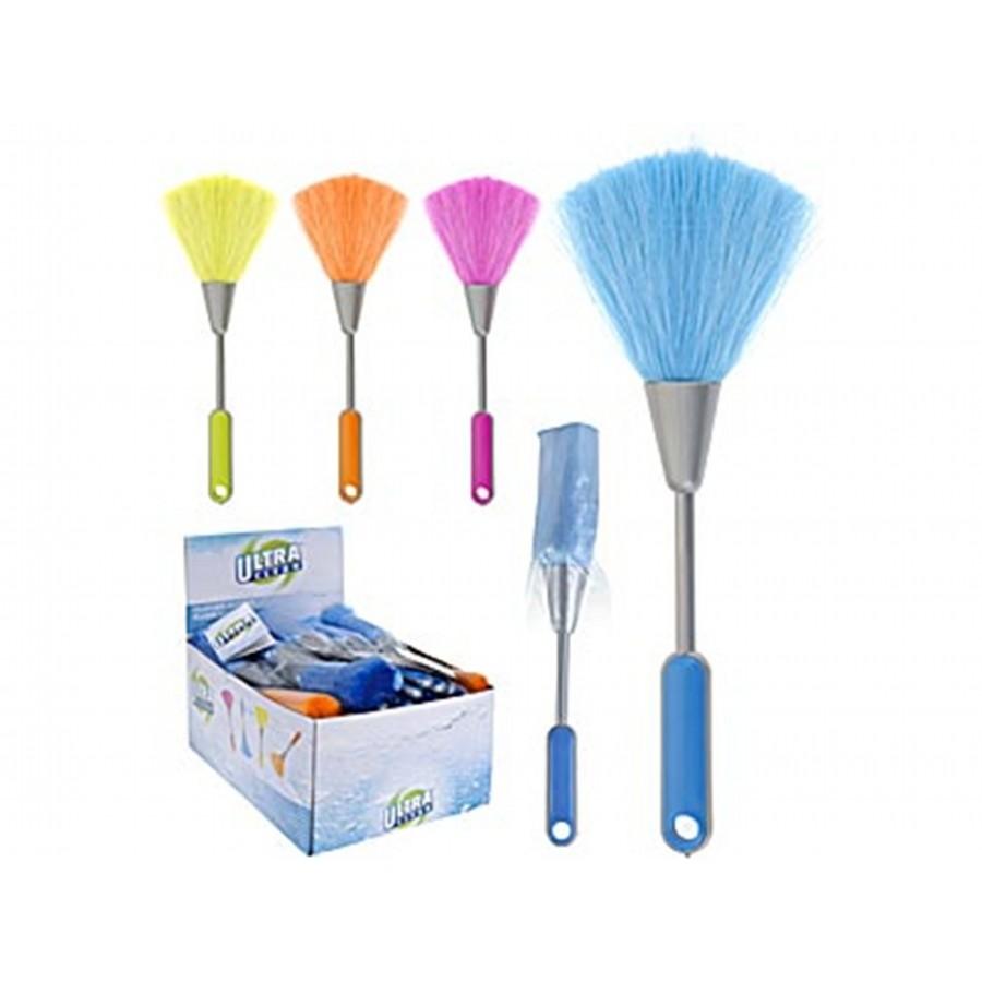Щетка для удаления пылиExcellent Houseware производит посуду и различные предметы для кухни и дома. Щетка для удаления пыли - замечательный помощник, поскольку она быстро и просто помогает навести чистоту. Внимание! Выбрать цвет заранее не представляется возможным.<br>