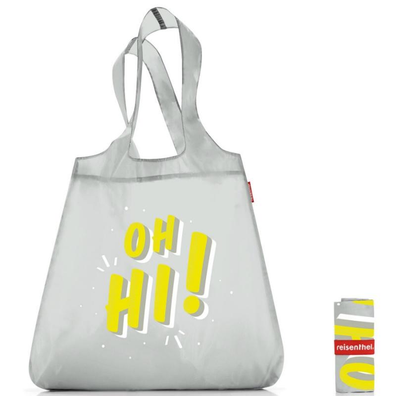 Сумка складная Reisenthel Mini maxi shopper oh hi