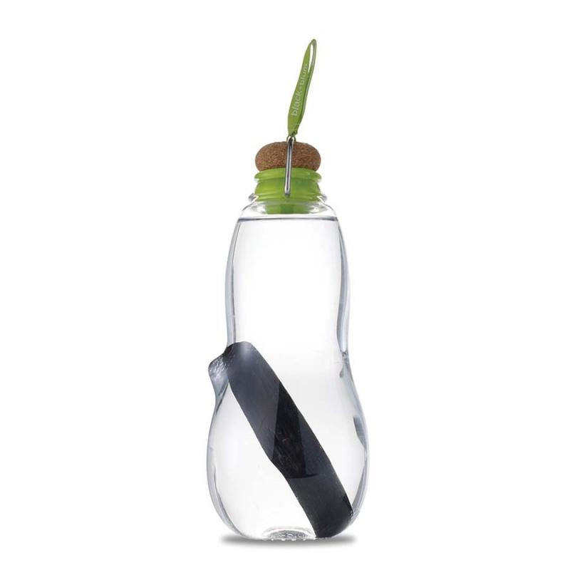 Эко-бутылка с фильтром Eau Good лайм.
