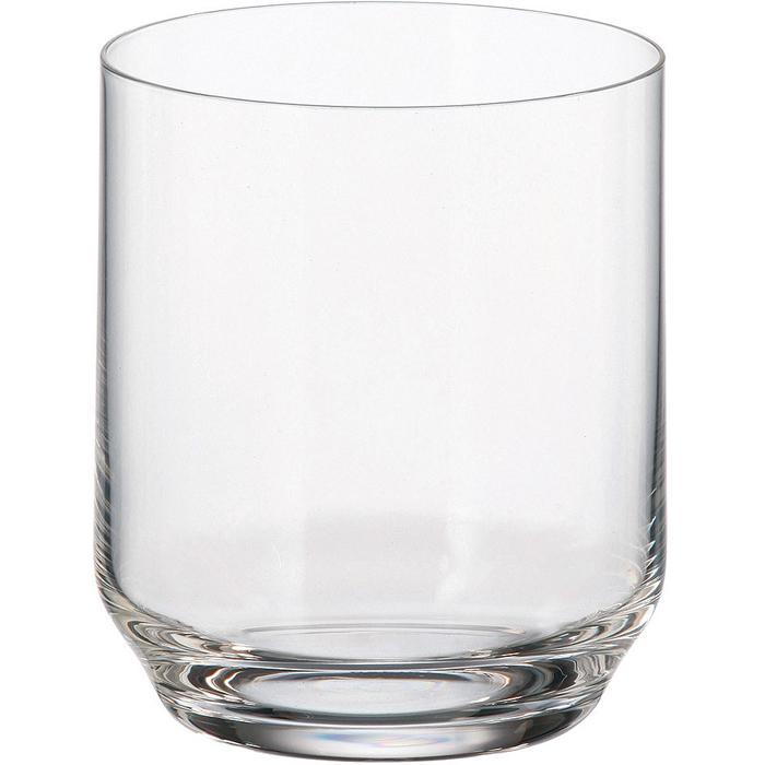 Набор стаканов для виски 6 шт 350 мл Bohemia Crystal Ara/Ines