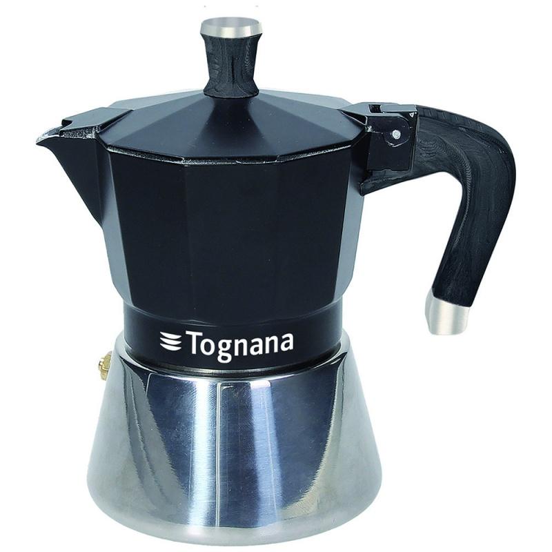 Кофеварка гейзерная Tognana Sphera на 3 чашки