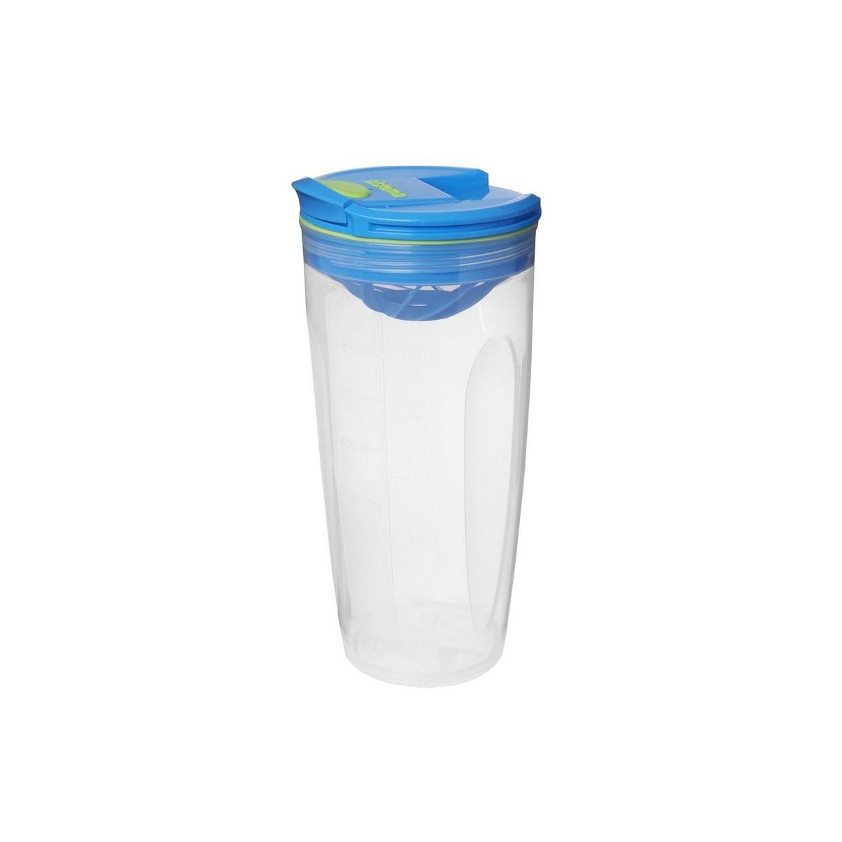 TO-GO ШейкерSistema Plastics существует более 30 лет, производит качественную, эргономичную и безопасную посуду для ежедневного использования. Шейкер найдет свое место на каждой кухне. Внимание! Заранее выбрать цвет не представляется возможным.<br>