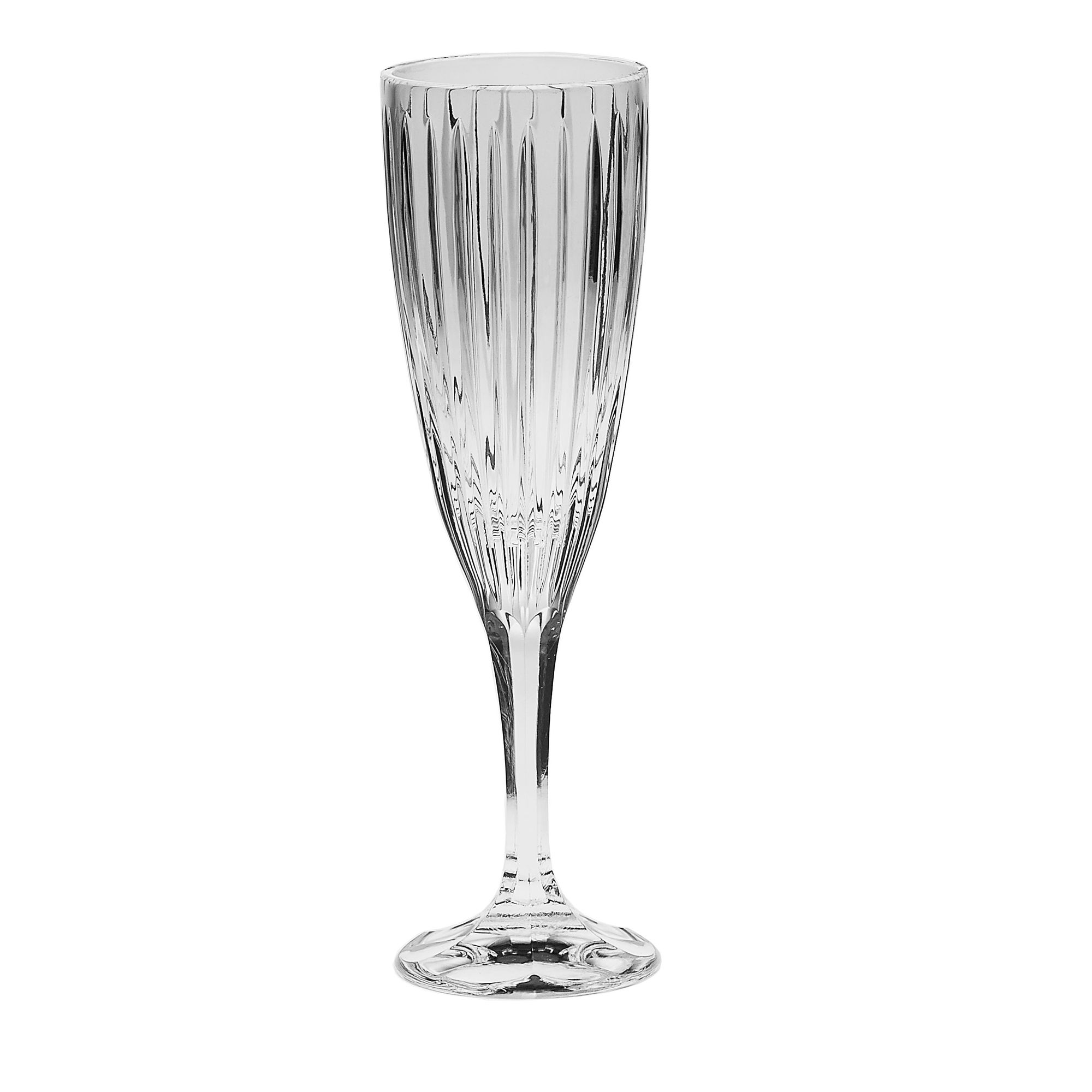 Набор рюмок д/шампанского Skyline, 180 мл (2шт.), Хрусталь<br>