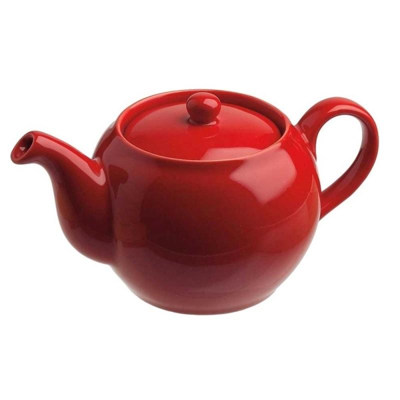 Чайник заварочный 250 мл Tognana Sphere красный