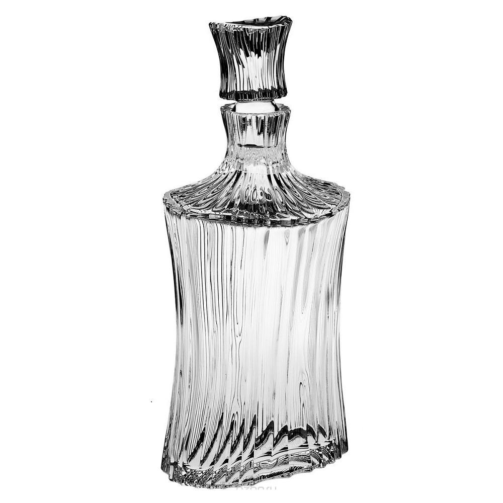 Штоф  750 мл ORCAN прозрачныйCrystalite Bohemia существует с 1967 года. Качество и стиль - отличительные черты посуды этой компании. Штоф ORCAN красиво переливается, отражая от своих граней лучи света. Предназначен такой штоф для хранения и подачи бренди и виски. Он будет не просто выполнять свою функцию, но и украшать стол.<br>