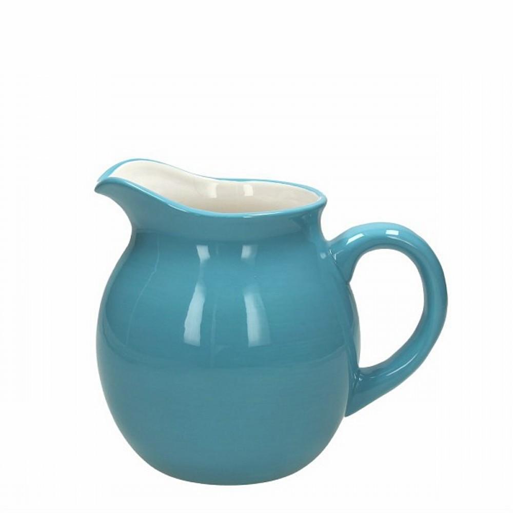 Кувшин 1,3 л DOLCE CA KUB AZКувшин сделан из керамики выского качества. Итальянские производители позаботились не только о качестве изделия, но и о дизайне. Оригинальный дизайн и лаконичная форма позволит этому элементу посуды отлично вписаться в любой ваш кухонный интерьер.<br>