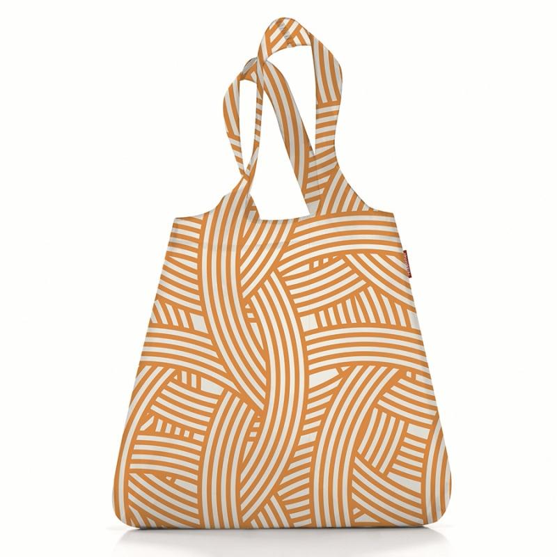 Сумка складная Reisenthel Shopper Mini maxi zebra orange