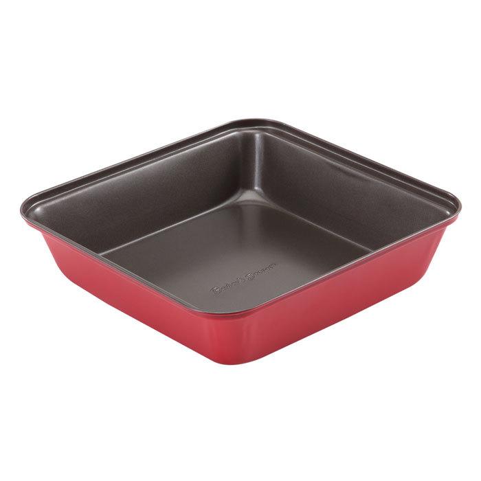 Форма для выпечки Baker&apos,s Secret  20,3х20,3 см, красная