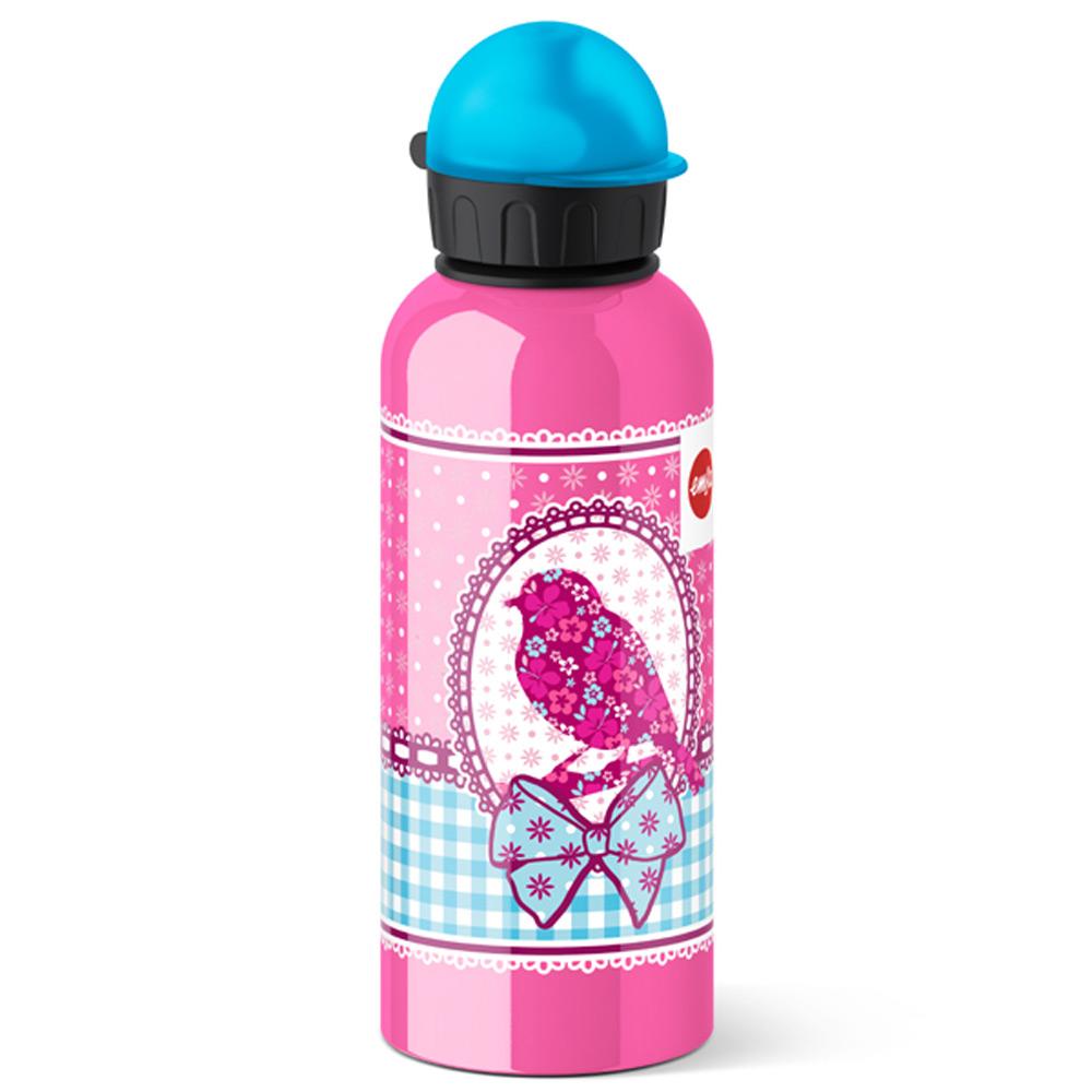 Фляжка для напитков 0,6 л Birdy Bow TEENS бутылка emsa teens birdy bow 514411