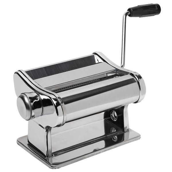 Машинка для приготовления пасты металликНаполнить кухню интересными и  качественными аксессуарами можно благодаря изделиям от бренда Koopman International. Качественный материал и интересные дизайнерские решения - это именно то что нужно, чтобы кухня была тем местом, где хочется находится, и где каждая вещь помогает и становится незаменимой.<br>