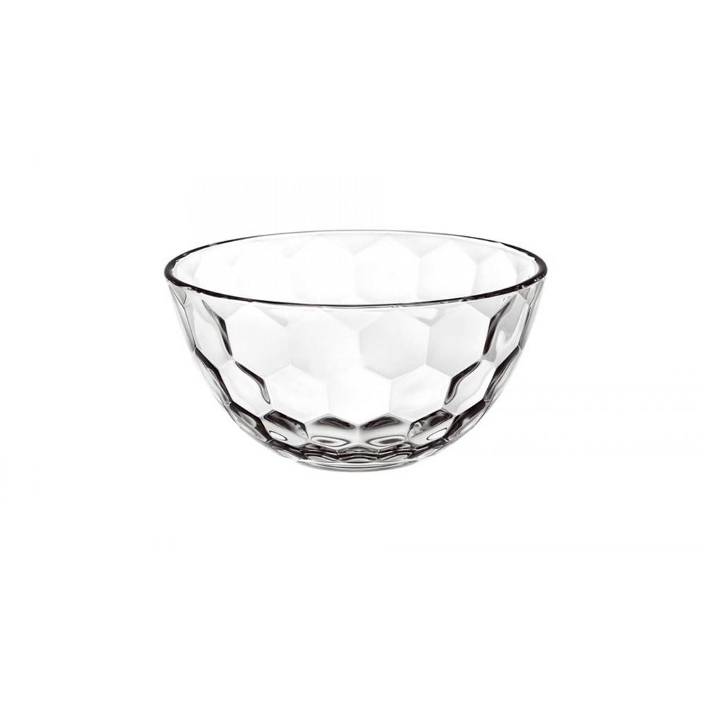 Салатник HONEYСалатник сделан из высококачественного стекла. Любой ваш салат приобретет особый вкус и будет выглядить еще более аппетитнее. Салатник также отлично подойдет для сервировки фруктов.<br>