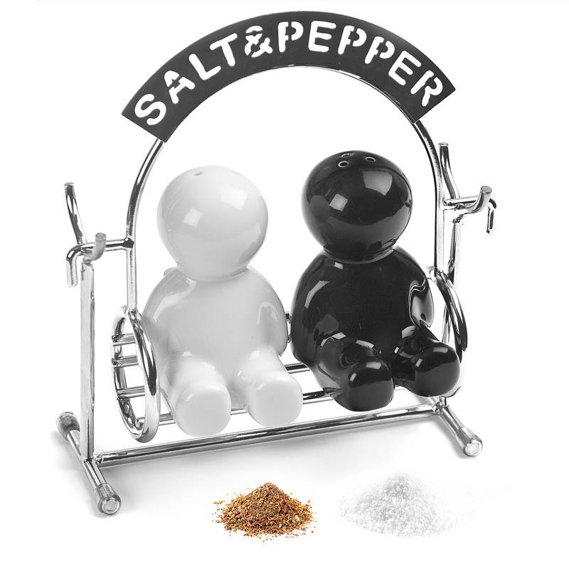 Солонка и перечница Salt&,Pepper
