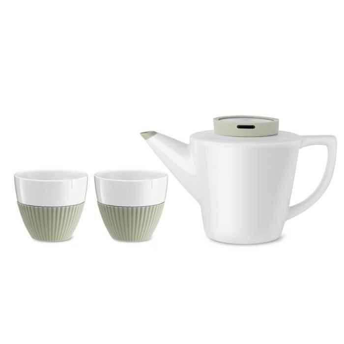 Чайный набор 3 предмета Viva Scandinavia Infusion мятный