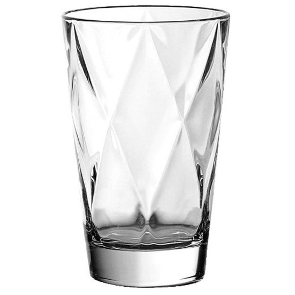Стакан для напитков 410 мл. CONCERTOКрасивое и простое решение для украшения праздничного стола.<br>