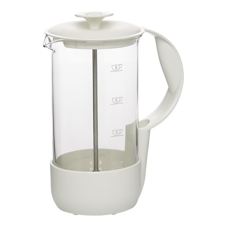 Кофеварка NEO 8 чашек белаяКофеварка NEO от Emsa - отличный аксессуар для каждого дома. Вы сможете каждый день радовать свою семью вкусным свежим кофе.<br>