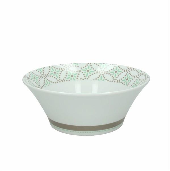 Салатник  ARENA JADETognana производит красивую и качественную посуду и аксессуары для дома и дачи, создает каждый предмет продуманно и с особой любовью. Данный салатник стильный, эргономичный, прекрасно выполняет свою функцию и украшает стол.<br>