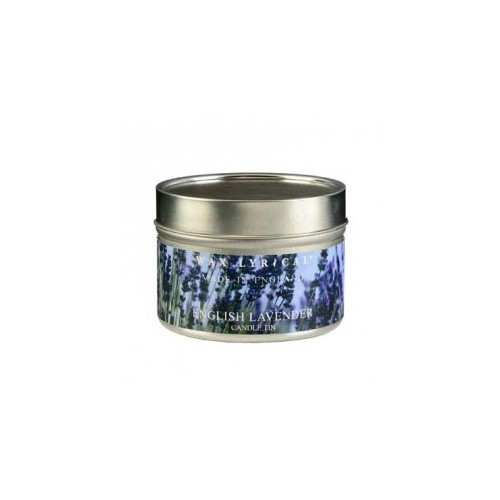 Свеча ароматическая в алюмин.банке Лаванда 8х5х8 фиолетовыйСвеча ароматическая в алюмин.банке Лаванда от английской компании Wax Lyrical.  Уникальное средство для устранения неприятного запаха. Благодаря технологии Odouraze , которая находит молекулы неприятного запаха, окутывает их и полностью уничтожает. Придаст воздуху расслабляющий аромат лаванды с нотками эвкалипта и бергамота.<br>