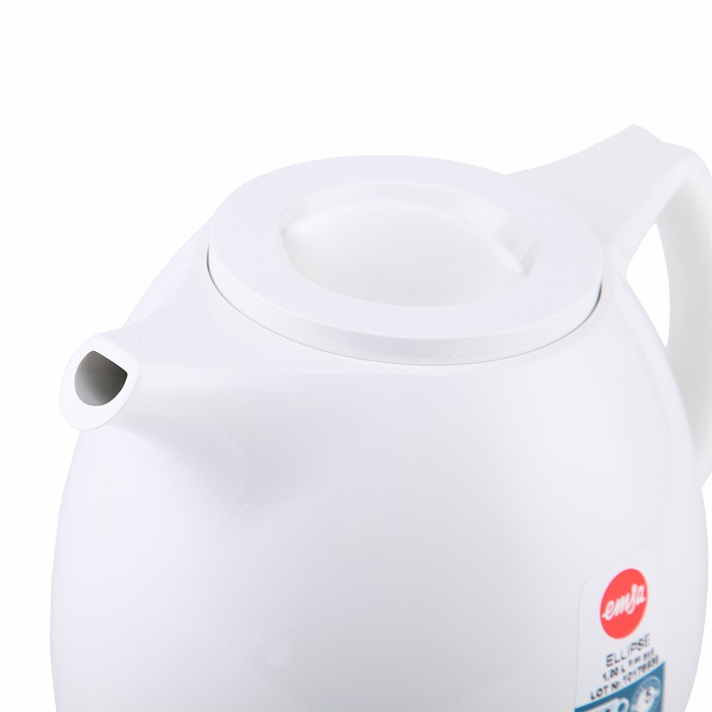 Термос-заварочный чайник 0,6 л ELLIPSEТермос предназначен для заваривания горячих напитков, он прекрасно держит температуру, удобен в использовании и отлично подойдет для дальних поездок.<br>
