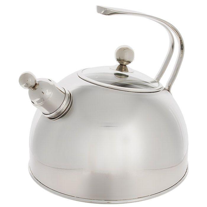 "Чайник со свистком 2,7 л Silampos "",Маримар"","