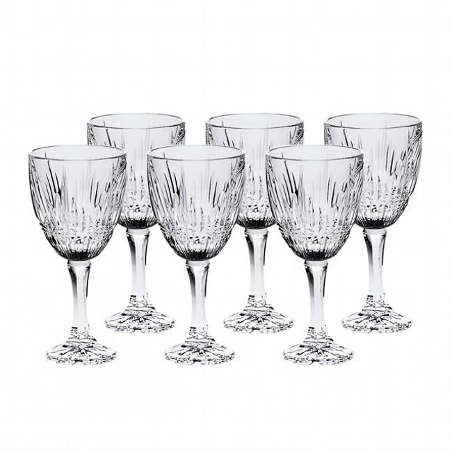 Набор бокалов для бренди, 6 шт., 250 млКомпания Cristal Bohemia является крупнейшей чешской компанией на рынке хрусталя. Благодаря совмещению традиционных технологий производства и современного оборудования посуда является образцом великолепного качества и невероятной красоты. Набор бокалов для вина станет украшением любого вашего праздничного стола.<br>
